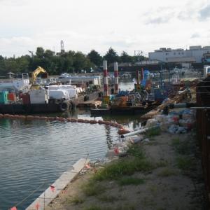 平成24年度 国海整備第1号 富田港地区海岸(補強)工事