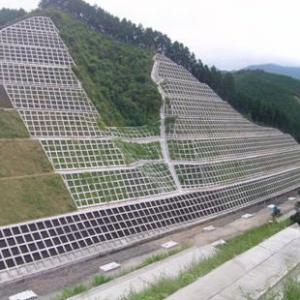 東九州道(県境~北川)法面保護工事