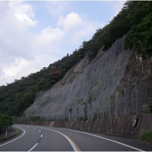 国道191号萩地区外防災工事