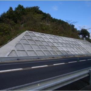 東九州自動車道 都城管内のり面補強工事