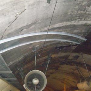逗葉トンネル点検補修